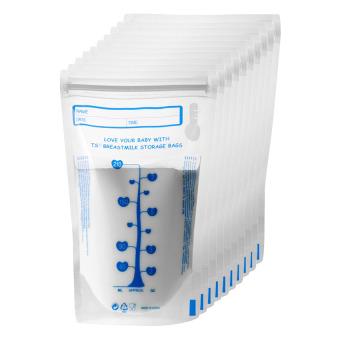 Bộ 20 túi trữ sữa cảm ứng nhiệt Unimom UM870114 20 x 210ml