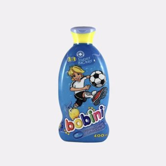 Dầu Gội Kiêm Sữa Tắm Và Sữa Tạo Bọt Bobini 3in1 cho Trẻ Em