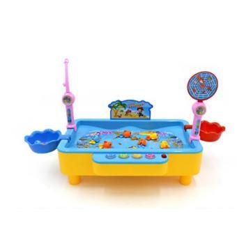 Bộ bể câu cá điện tử - có phát nhạc cho bé