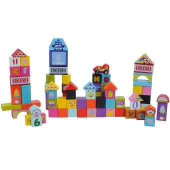 Đồ chơi lắp ráp thành phố tương lai MITOYS PMT2202