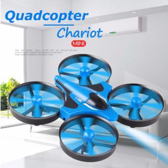 Máy bay điều khiển từ xa 4 cánh mini Quadcopter Drone LLS -(Xanh)