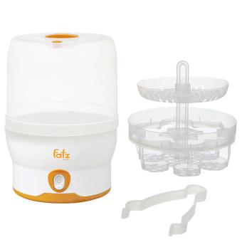 Máy tiệt trùng hơi nước điện tử thông minh Fatzbaby FB4028SL (Trắng)