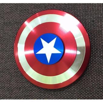 Mua Con Quay siêu anh hùng bằng kim loại Fidget Spinner không ma sát xả stress giá tốt nhất
