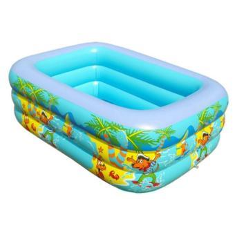 Bể bơi hình chữ nhật SUMMER SEA 150 x 100 x 45