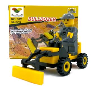 Bộ lắp ráp Bulldozer Companion SPK302