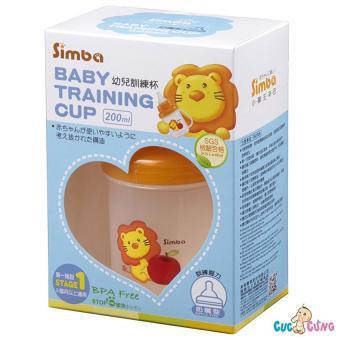 Bình tập uống Simba 200ml