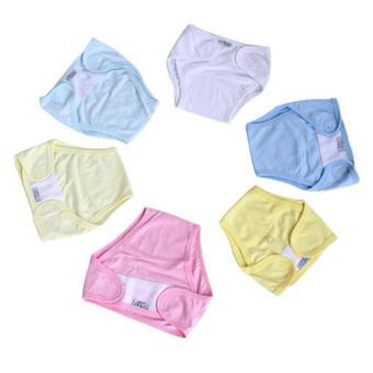 Set 5 quần bỉm dán sơ sinh Dokma (trộn màu)