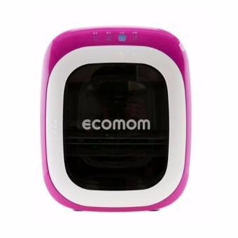 Ecomoms - Máy tiệt trùng đa năng ECO-33 (Hồng đậm)
