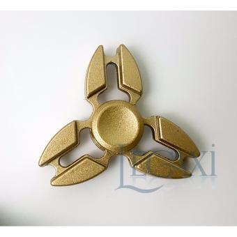 Con Xoay Tròn Hand Fidget Spinner Đồng 3 cánh 60-120 giây Legaxi HS64