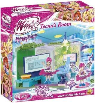 Đồ chơi công chúa Winx: Phòng nhạc sôi động của công chúa Tecla, COBI-25081