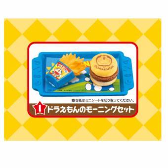 Doraemon Hamburger Shop mẫu số 1