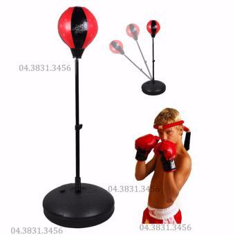 Bộ đồ chơi đấm bốc thể thao cho bé (Đỏ)