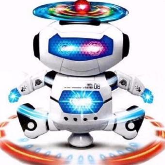 Robot thông minh nhảy múa theo nhạc