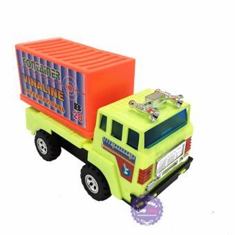 Mua Đồ chơi xe chở hàng đông lạnh 4 bánh chạy trớn giá tốt nhất
