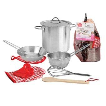 Bộ đồ dùng nhà bếp cá nhân (13 món)