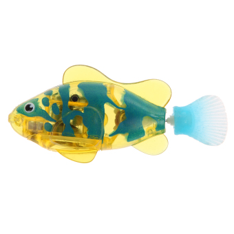 Activated Charger Powered Robo Fish Toy 2# (Intl)