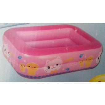 Bể bơi hơi trẻ em Swim Pool 120cm x 90cmx36cm