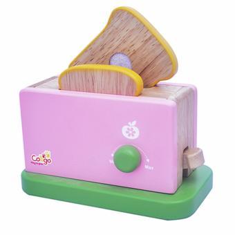 Đồ chơi gỗ Máy nướng bánh mì COLLIGO