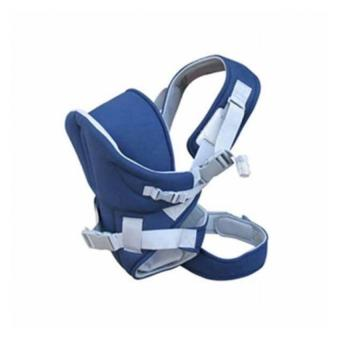 Địu 6 tư thế cho bé từ sơ sinh Baby Carrier (Xanh)