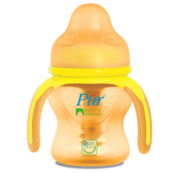 Bình uống nước 3 quai Pur 150 ml