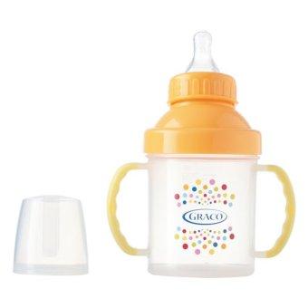 Bình tập uống nước núm silicone mềm cho bé Graco GC-AOT-38562