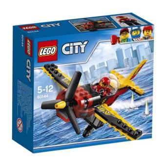 Hộp LEGO City Máy Bay Đua 60144 (89 chi tiết)
