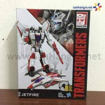 Robot Transformers Generations biến hình máy bay chiến đấu Jetfire