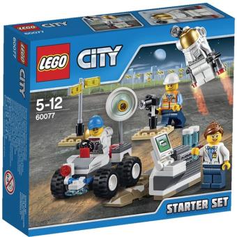 Bộ không gian khởi đầu LEGO 60077