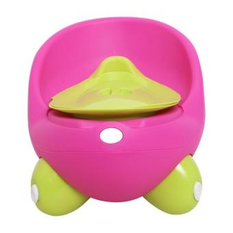 Bô vệ sinh cho trẻ em