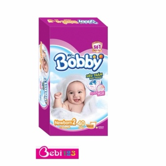 Tã Dán Sơ Sinh Bobby Newborn2-40