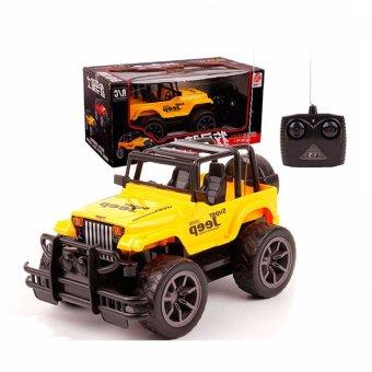 Xe hơi địa hình điều khiển từ xa VNR (vàng)