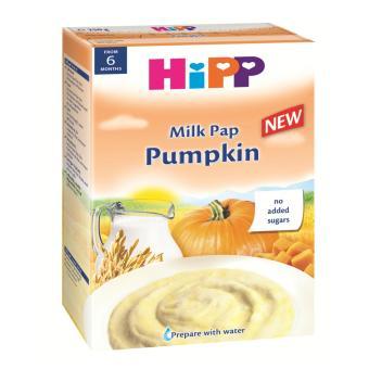 Bột dinh dưỡng ngũ cốc HiPP bí đỏ 200g