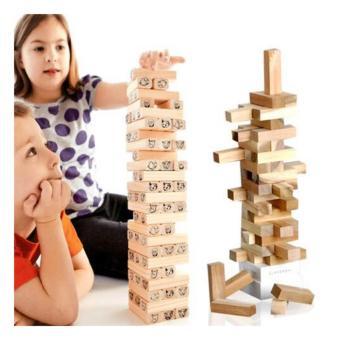 Bộ đồ chơi rút gỗ thông minh cho trẻ sáng tạo