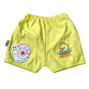 Set 5 quần cotton cộc Dokma cho bé.