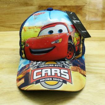 Nón trẻ Car ( Đỏ )