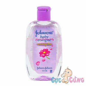 Nước hoa Johnson Baby - Hương Ban Mai - 125ml