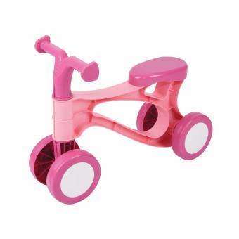 Xe chòi chân màu hồng LENA-7166