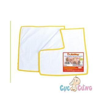 Tấm lót Jia Ding cho trẻ sơ sinh 2 lóp - 2 cái/ bịch - 0201
