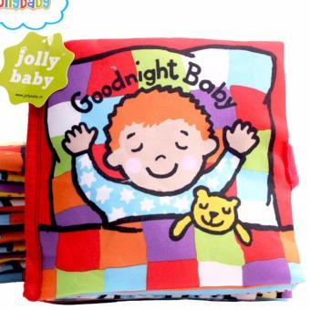 Sách vải Goodnight Baby