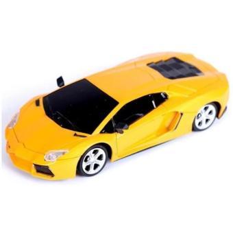 Xe ô tô điều khiển từ xa cho bé yêu (dáng siêu xe thể thao)