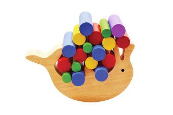 Cá heo cân bằng Tottosi toys