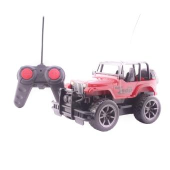 Xe Jeep Địa Hình MINI Size Cho Bé Dream Toy USA2714-1 (Đỏ)
