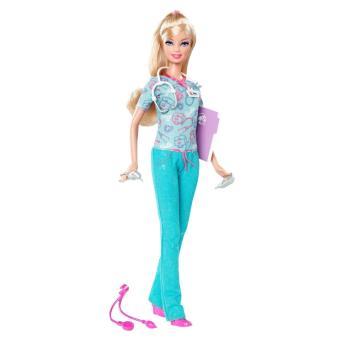 Búp bê Barbie Nữ y tá W3737 Nurse