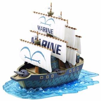 Mô hình lắp ráp Model Kits One Piece Marine Ship