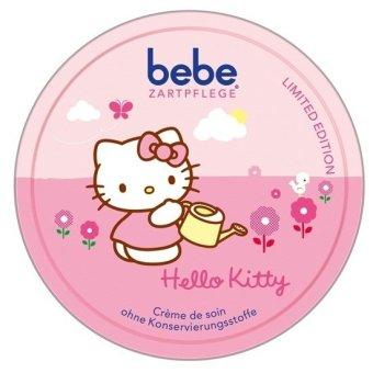 Kem dưỡng da trẻ em BEBE Hello Kity 25ml