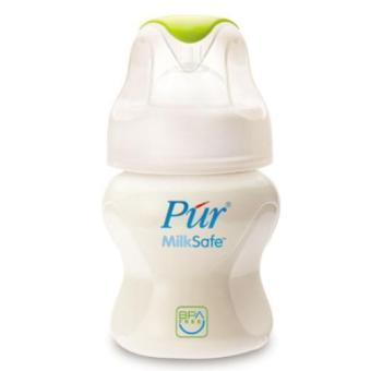Bình sữa cổ rộng Milk safe 150ml