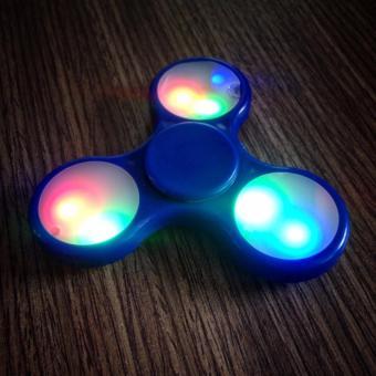 Trò chơi con quay cánh tam giác có đèn led