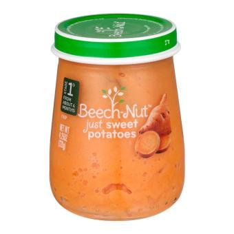 Đồ ăn dặm cho bé Beech Nut Stage 1 Baby Food 113gr