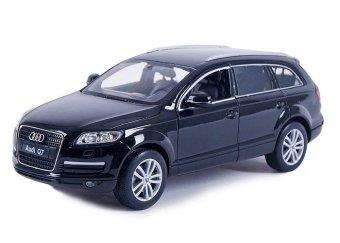 Mô Hình 1/24 Siêu Xe Audi Q7 – Welly (Đen)