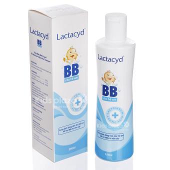Sữa tắm Lactacyd Milky 250ml(mới)